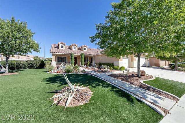 6326 Badgerglen Place, North Las Vegas, NV 89031 (MLS #2240351) :: The Lindstrom Group