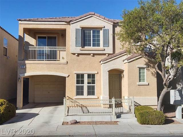 9278 Onesto Avenue, Las Vegas, NV 89148 (MLS #2240357) :: The Shear Team