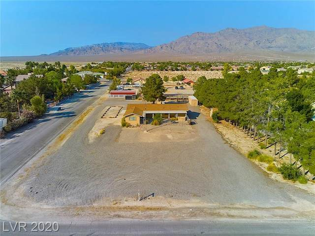6280 Ackerman Avenue, Las Vegas, NV 89131 (MLS #2240364) :: Billy OKeefe | Berkshire Hathaway HomeServices