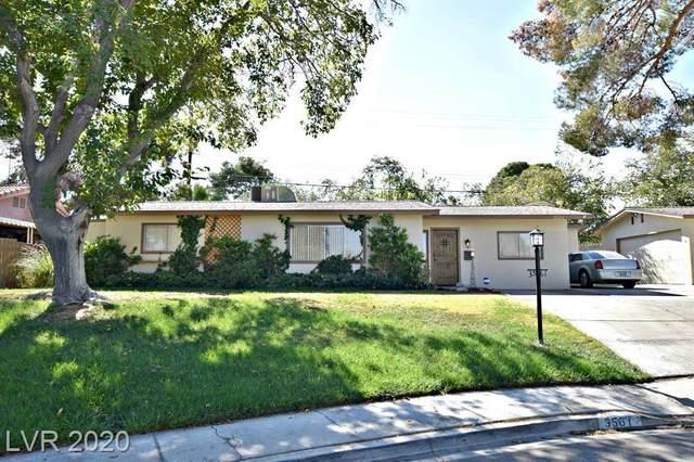 3561 Regents Court, Las Vegas, NV 89121 (MLS #2240368) :: Signature Real Estate Group