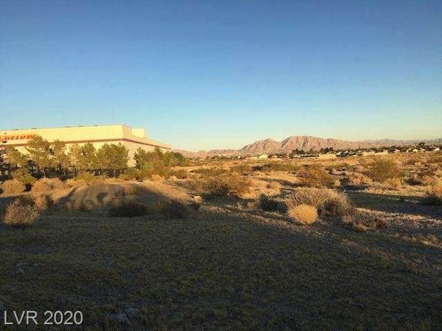 Clayton, North Las Vegas, NV 89032 (MLS #2240369) :: Lindstrom Radcliffe Group