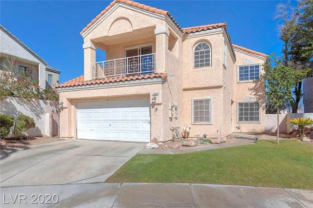 2580 Silver Shadow Drive, Las Vegas, NV 89108 (MLS #2240371) :: The Shear Team