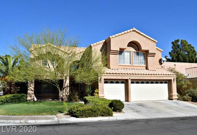 9244 Red Twig Drive, Las Vegas, NV 89134 (MLS #2240375) :: The Lindstrom Group