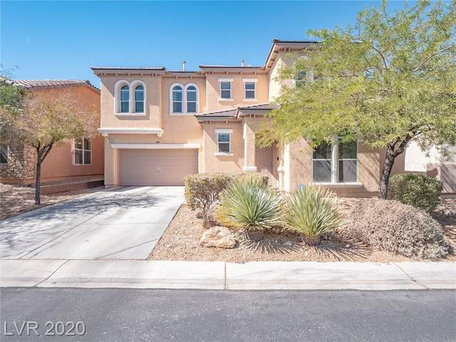 10133 Jeffcott Street, Las Vegas, NV 89178 (MLS #2240385) :: The Lindstrom Group