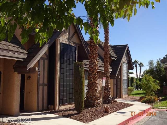 804 Pepperwood Lane, Las Vegas, NV 89107 (MLS #2240386) :: The Shear Team