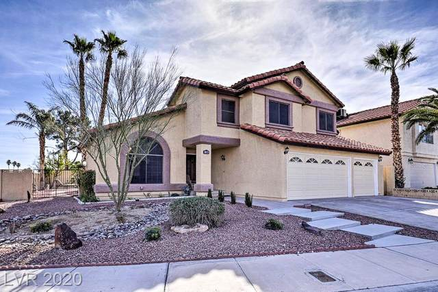 120 South Pointe Way, Henderson, NV 89074 (MLS #2240393) :: Hebert Group | Realty One Group