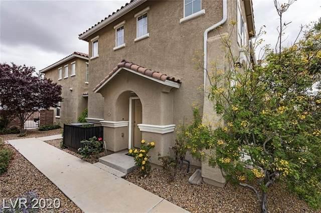 1338 Crystal Hill Lane #3, Henderson, NV 89012 (MLS #2240411) :: Signature Real Estate Group