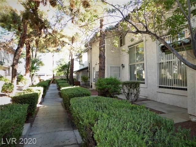 2430 Old Forge Lane #102, Las Vegas, NV 89121 (MLS #2240412) :: Signature Real Estate Group