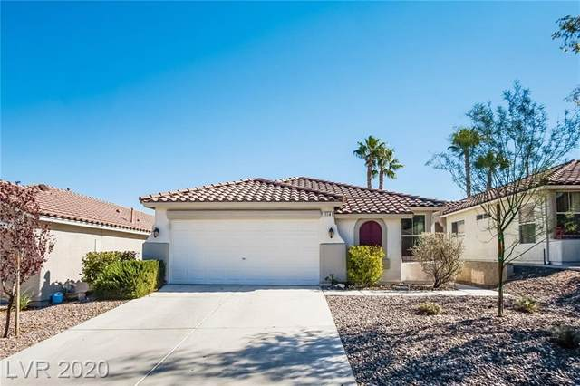 1118 Majestic Canyon Street, Henderson, NV 89052 (MLS #2240418) :: The Lindstrom Group