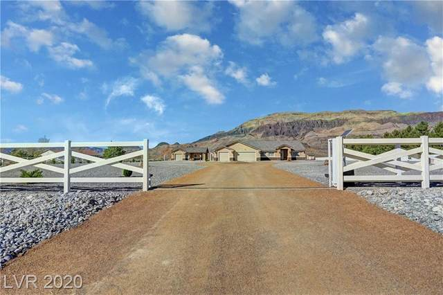 5520 Leslie Street, Pahrump, NV 89060 (MLS #2240428) :: The Lindstrom Group