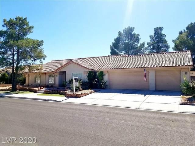 6457 Brooks Avenue, Las Vegas, NV 89108 (MLS #2240431) :: Hebert Group | Realty One Group