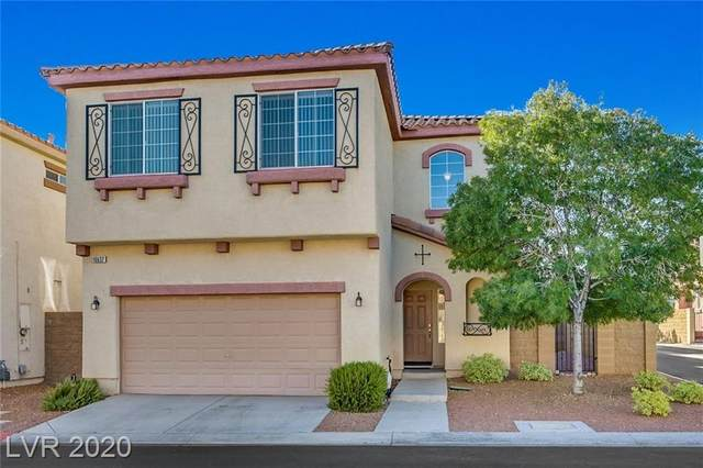 10637 Allegrini Drive, Las Vegas, NV 89141 (MLS #2240435) :: Hebert Group | Realty One Group