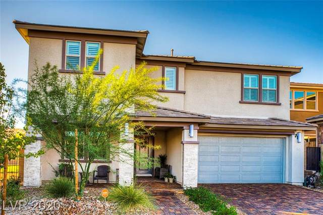 12313 Valley Chase Avenue, Las Vegas, NV 89138 (MLS #2240438) :: Billy OKeefe | Berkshire Hathaway HomeServices