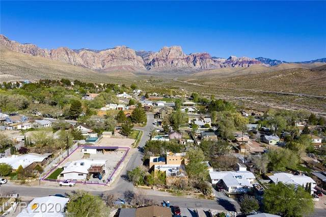 16 Cerrito Street, Blue Diamond, NV 89004 (MLS #2240446) :: Billy OKeefe | Berkshire Hathaway HomeServices