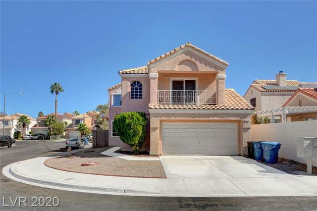 2744 Trotwood Lane, Las Vegas, NV 89108 (MLS #2240454) :: Helen Riley Group | Simply Vegas