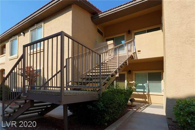 3574 Desert Cliff Street #202, Las Vegas, NV 89129 (MLS #2240460) :: The Perna Group