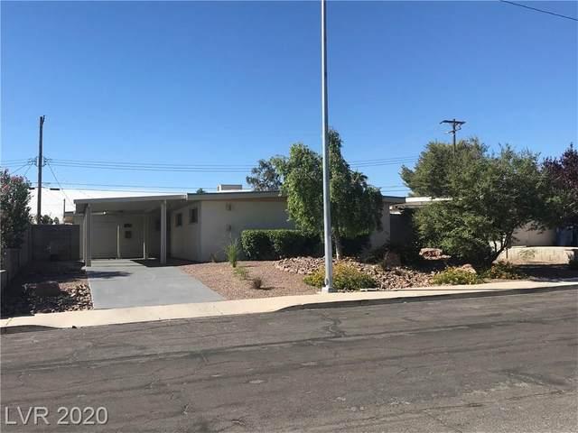 4699 Sheppard Drive, Las Vegas, NV 89122 (MLS #2240465) :: Hebert Group | Realty One Group
