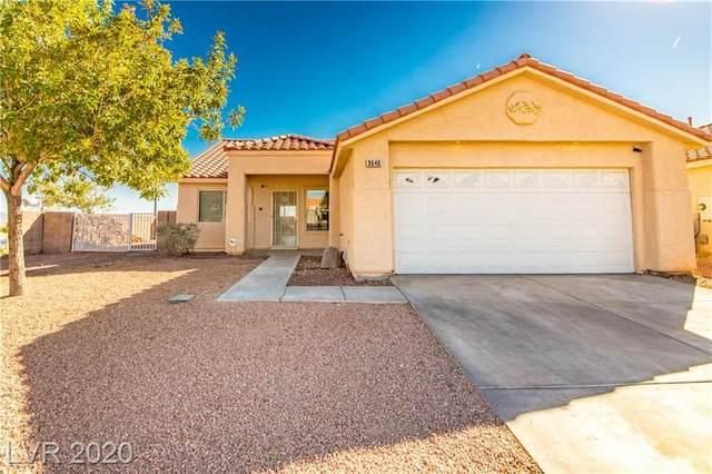 3640 Dove Lane, North Las Vegas, NV 89032 (MLS #2240475) :: Hebert Group | Realty One Group