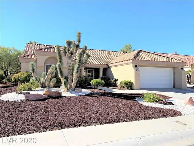8601 Linderwood Drive, Las Vegas, NV 89134 (MLS #2240477) :: The Lindstrom Group