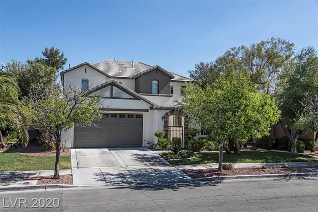 1668 Shady Elm Street, Las Vegas, NV 89135 (MLS #2240484) :: Hebert Group | Realty One Group