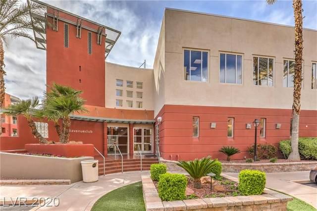 91 Agate Avenue #209, Las Vegas, NV 89123 (MLS #2240485) :: Hebert Group | Realty One Group