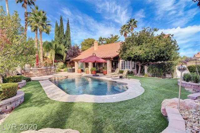 8605 Grandbank Drive, Las Vegas, NV 89145 (MLS #2240490) :: Billy OKeefe | Berkshire Hathaway HomeServices