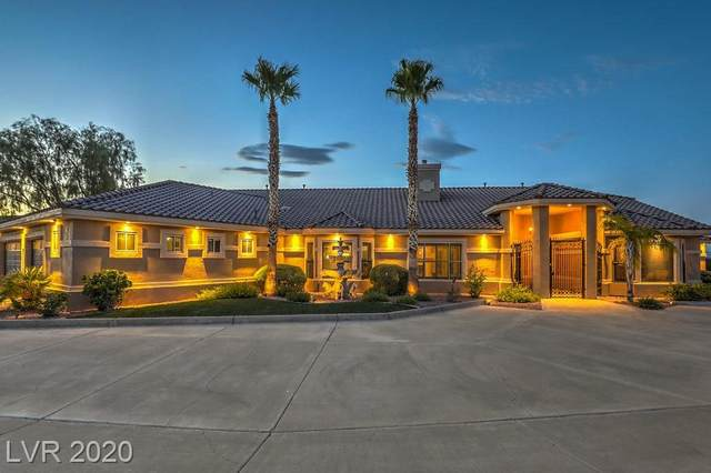 402 Country Club Drive, Henderson, NV 89015 (MLS #2240498) :: Signature Real Estate Group