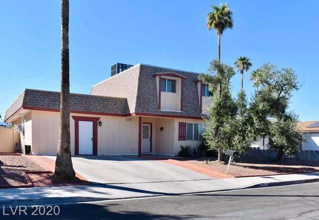 920 Alan Shepard Street, Las Vegas, NV 89145 (MLS #2240505) :: Billy OKeefe | Berkshire Hathaway HomeServices