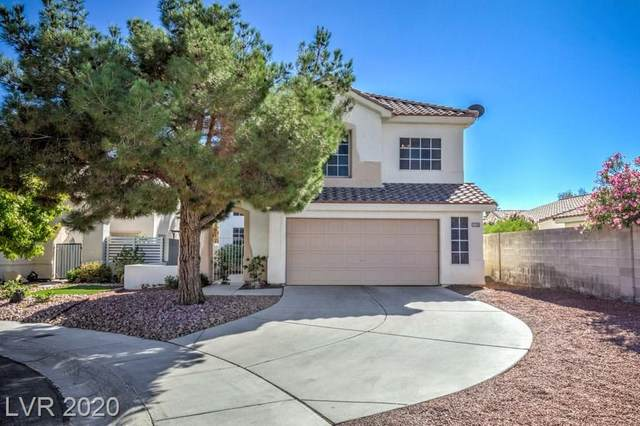 7725 Granberg Court, Las Vegas, NV 89131 (MLS #2240506) :: Signature Real Estate Group