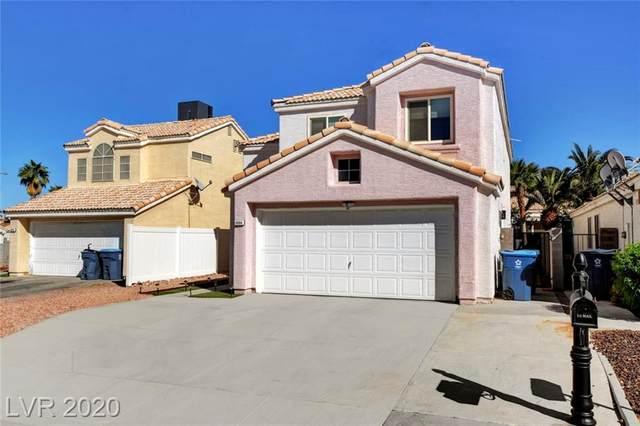 6964 Jasmine Creek Way, Las Vegas, NV 89119 (MLS #2240507) :: Signature Real Estate Group
