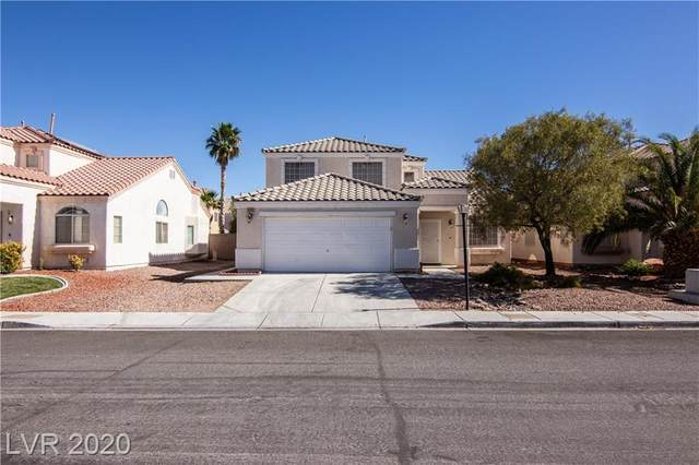 5130 Tropical Rain Street, North Las Vegas, NV 89031 (MLS #2240515) :: The Lindstrom Group