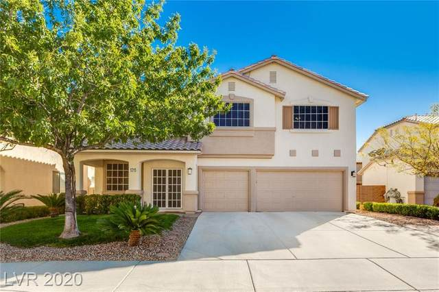 1215 Starstone Court, Henderson, NV 89014 (MLS #2240526) :: Hebert Group | Realty One Group