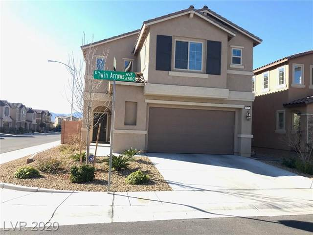 6579 Twin Arrows Avenue, Las Vegas, NV 89122 (MLS #2240531) :: Hebert Group | Realty One Group