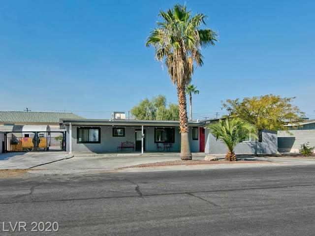 808 Mallard Street, Las Vegas, NV 89107 (MLS #2240536) :: The Shear Team