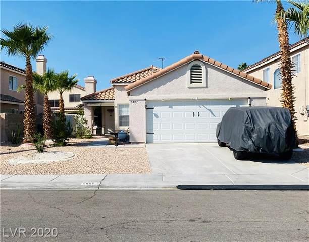 5827 Rose Sage Street, Las Vegas, NV 89031 (MLS #2240543) :: Signature Real Estate Group