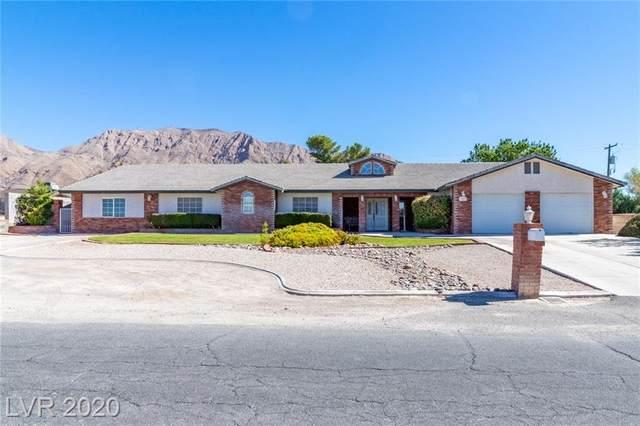 340 Lailani Street, Las Vegas, NV 89110 (MLS #2240557) :: Hebert Group | Realty One Group