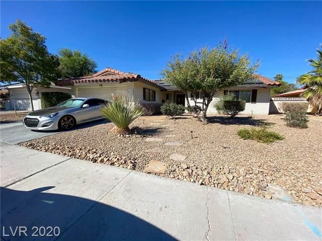 2004 Mesquite Avenue, Las Vegas, NV 89106 (MLS #2240558) :: The Lindstrom Group
