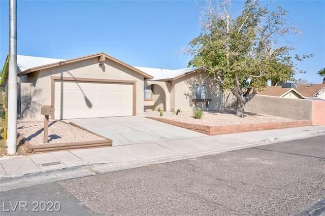 5174 Brownwood Avenue, Las Vegas, NV 89122 (MLS #2240574) :: Hebert Group | Realty One Group