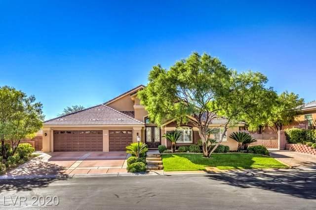 9111 Herrera Avenue, Las Vegas, NV 89129 (MLS #2240577) :: Helen Riley Group | Simply Vegas