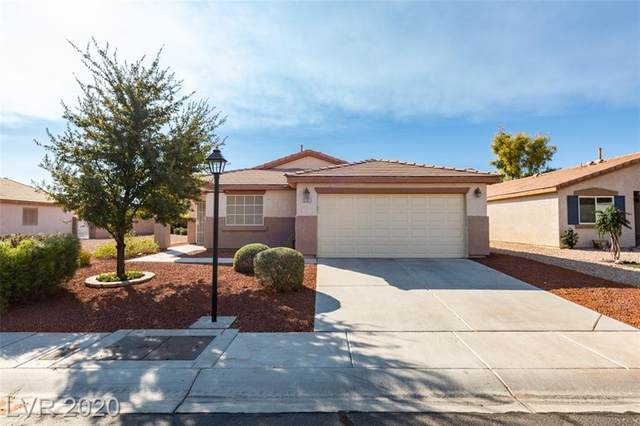 5101 Peaceful Pond Avenue, Las Vegas, NV 89131 (MLS #2240588) :: Hebert Group | Realty One Group
