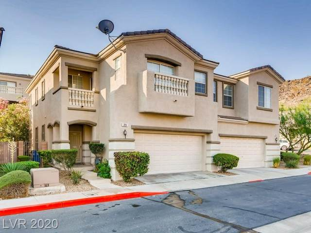 723 Principle Point Avenue, Henderson, NV 89012 (MLS #2240593) :: Kypreos Team