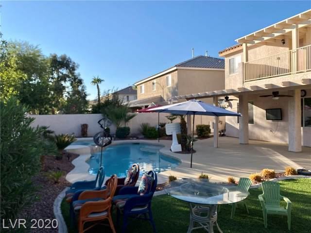 1027 Tabor Hill Avenue, Henderson, NV 89074 (MLS #2240594) :: Signature Real Estate Group