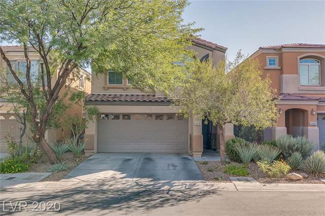 9976 Big Sur Mountain Street, Las Vegas, NV 89178 (MLS #2240610) :: The Lindstrom Group