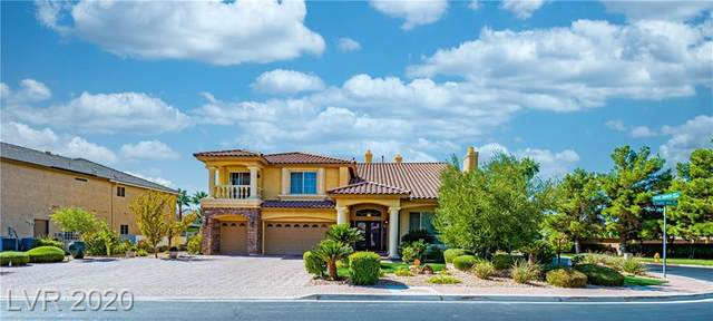 10915 Gaelic Hills Drive, Las Vegas, NV 89141 (MLS #2240618) :: The Lindstrom Group