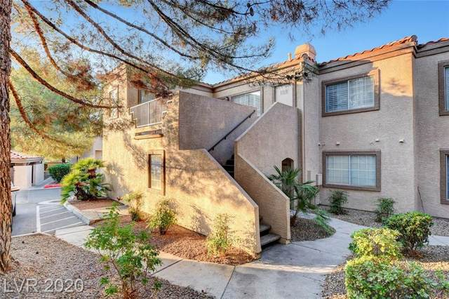 1851 Hillpointe Road #2724, Henderson, NV 89074 (MLS #2240620) :: The Mark Wiley Group | Keller Williams Realty SW