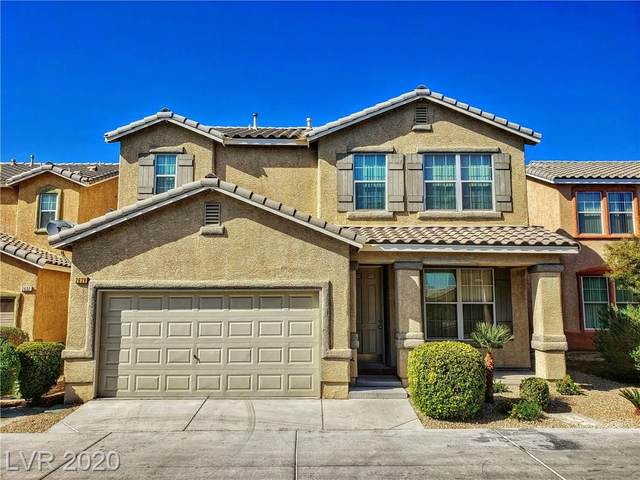 2628 Living Rock Street, Las Vegas, NV 89106 (MLS #2240621) :: Billy OKeefe | Berkshire Hathaway HomeServices