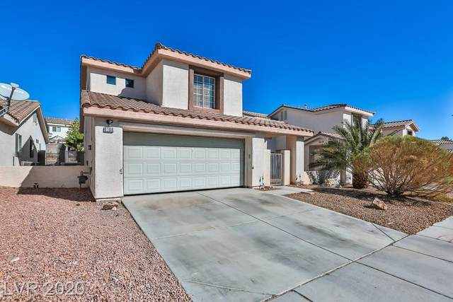 8108 Exploration Avenue, Las Vegas, NV 89131 (MLS #2240622) :: Signature Real Estate Group