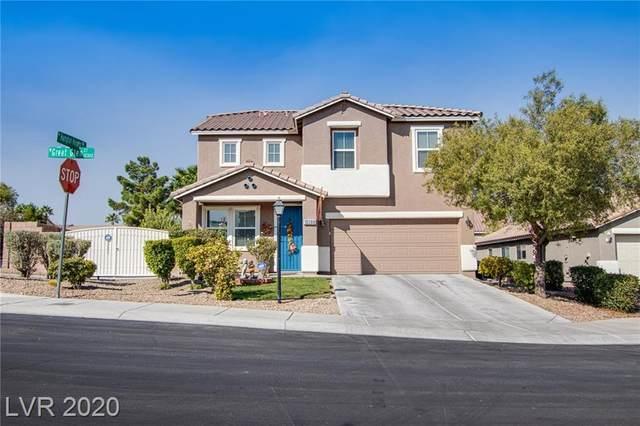10388 Great Glen Court, Las Vegas, NV 89129 (MLS #2240641) :: Hebert Group | Realty One Group