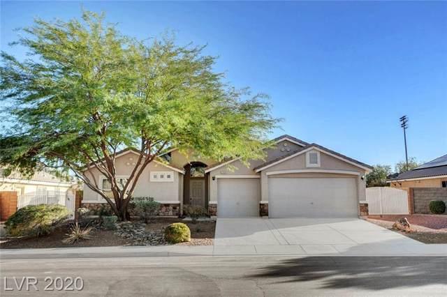209 Whitetail Archery Avenue, North Las Vegas, NV 89084 (MLS #2240647) :: Signature Real Estate Group