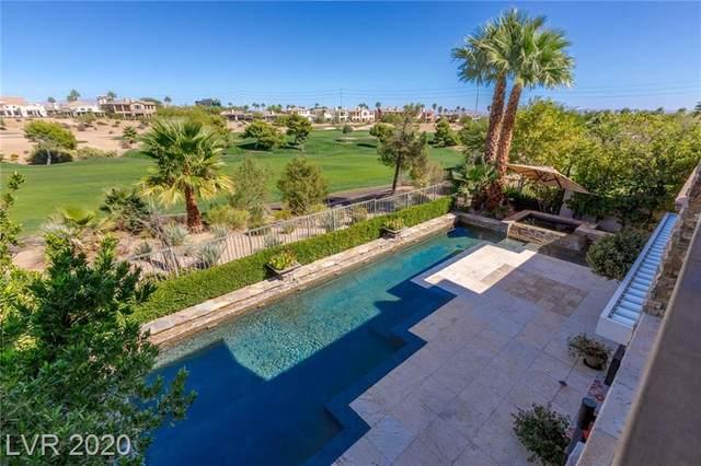 11358 Winter Cottage Place, Las Vegas, NV 89135 (MLS #2240650) :: The Lindstrom Group